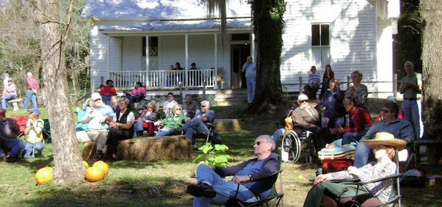The pictuesque Kenan's Mill property is available for parties, meetings, weddings, receptions, reunions and more.  For complete Rental Information, please click here and for the new Photography Policy, please click...