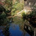 Kenans Mill was built in the mid 1800s and produced water-ground meal, grits and corn for over 100 years. The grounds also include a fascinating 19th Century brick charcoal kiln....