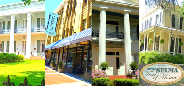 The Selma Dallas County Historic Preservation Society and the City of Selma are proud to once again showcase our beautiful City. At 202 years old, Selma is home to the […]